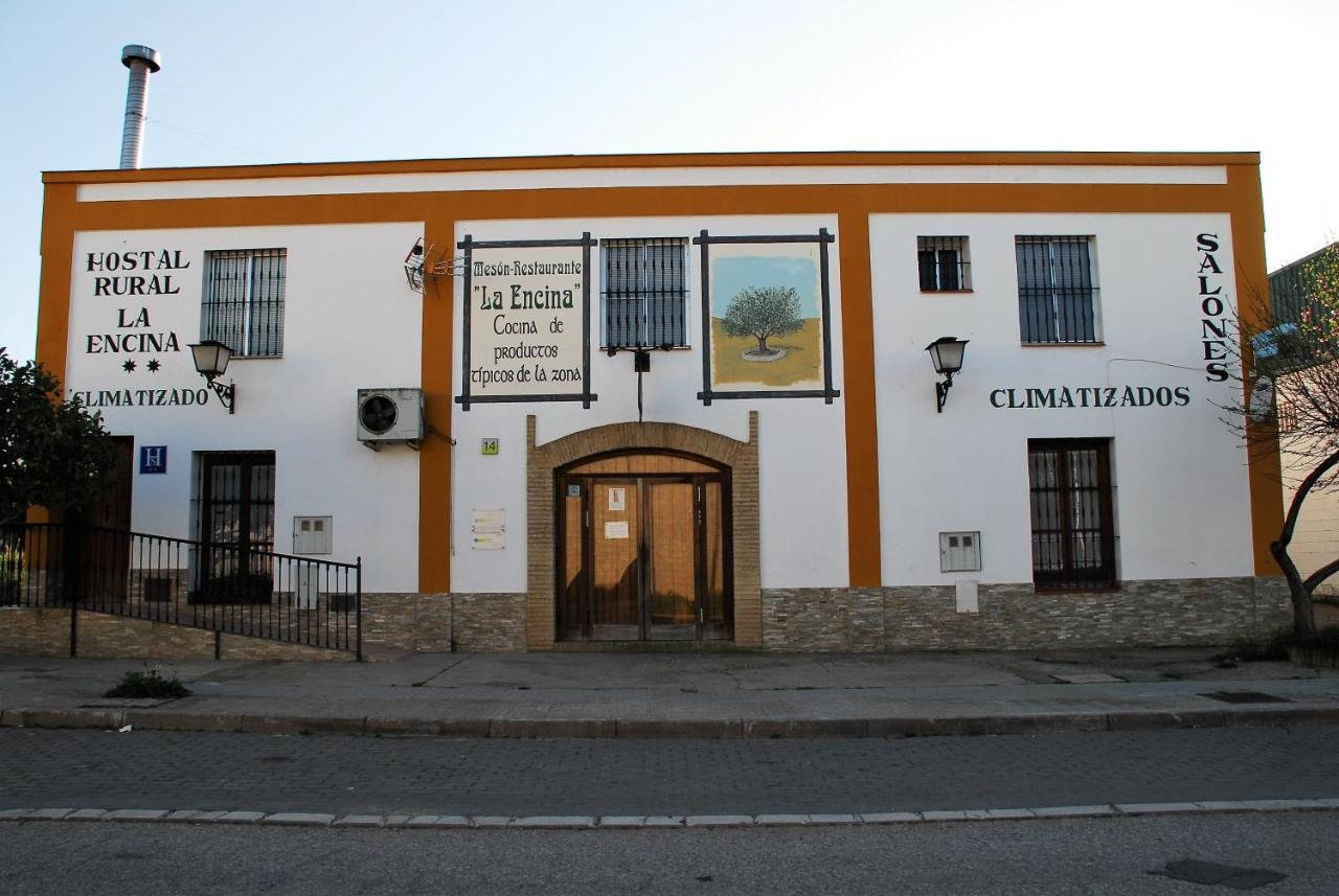 Guesthouse Hostal La Encina El Real De La Jara Spain Booking Com