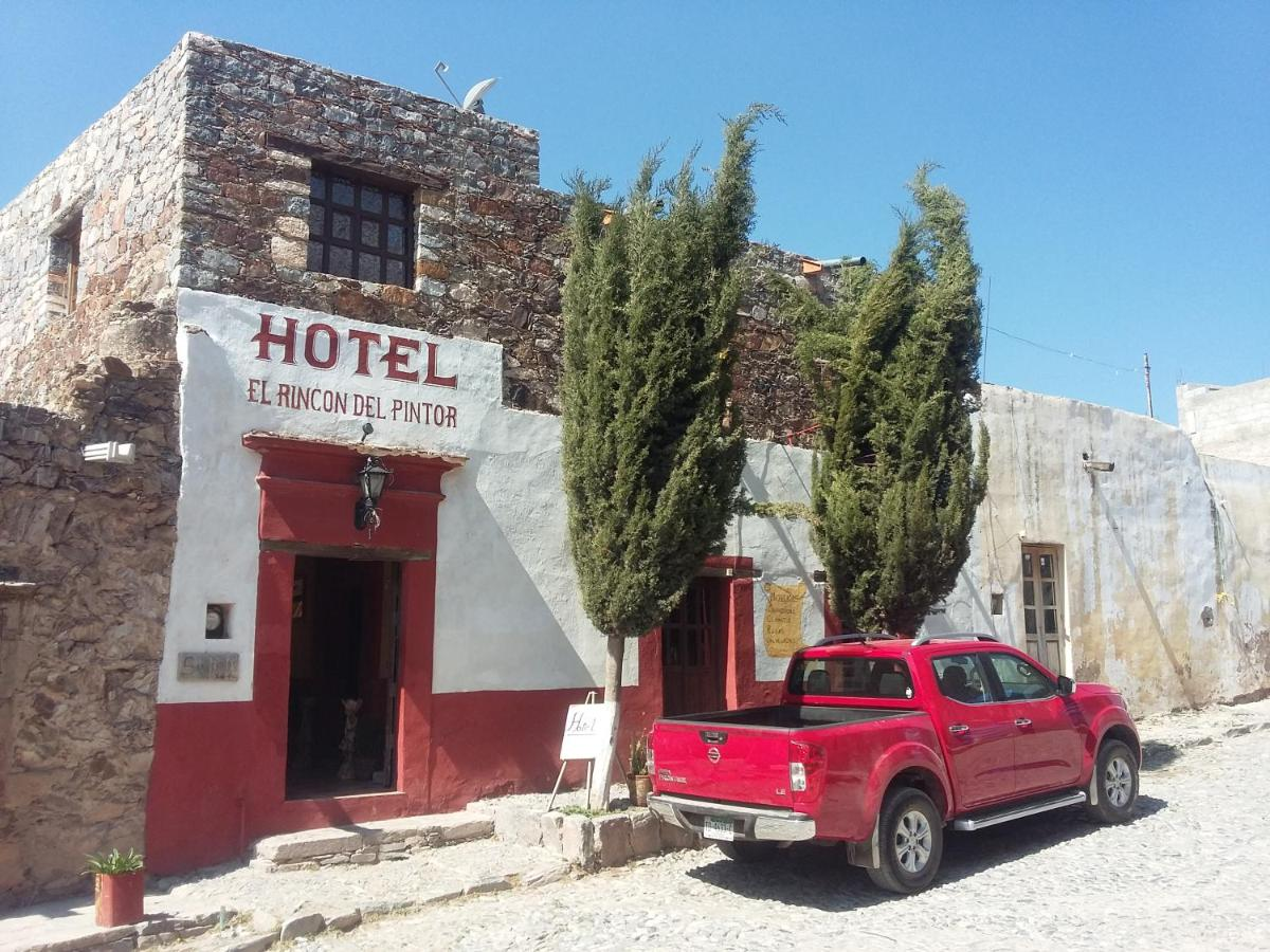 Hotels In Estación Catorce San Luis Potosí