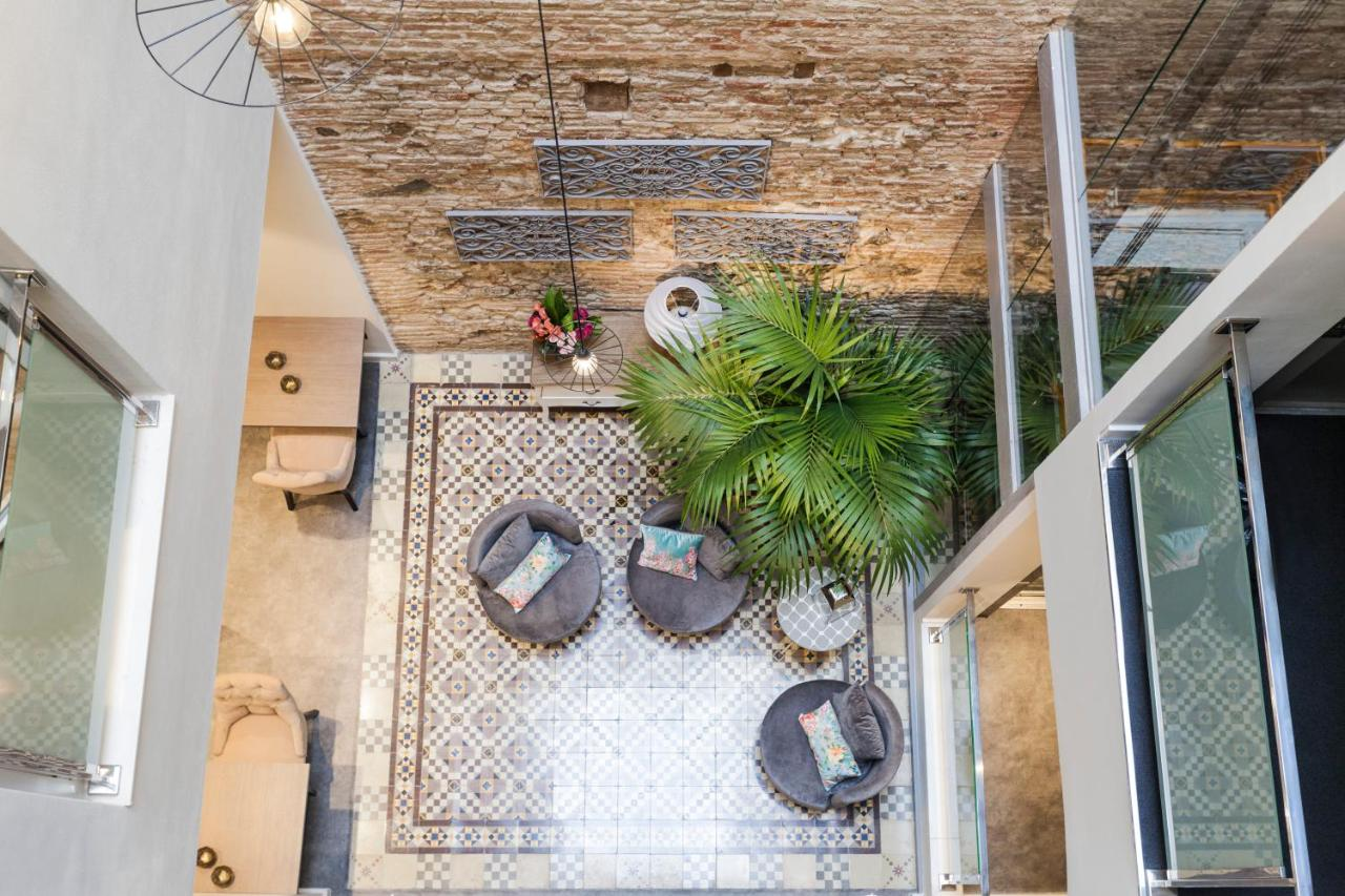boutique hotels in málaga  178