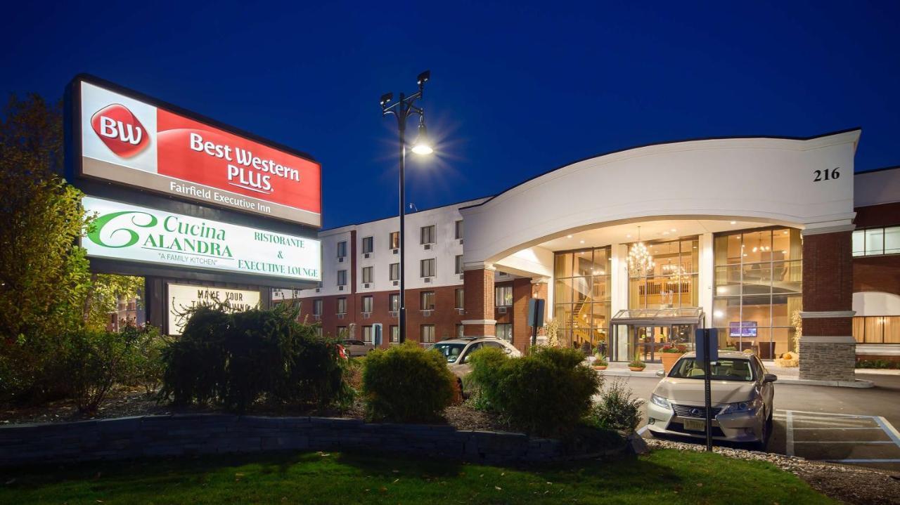 Hotels In Fairfield New Jersey
