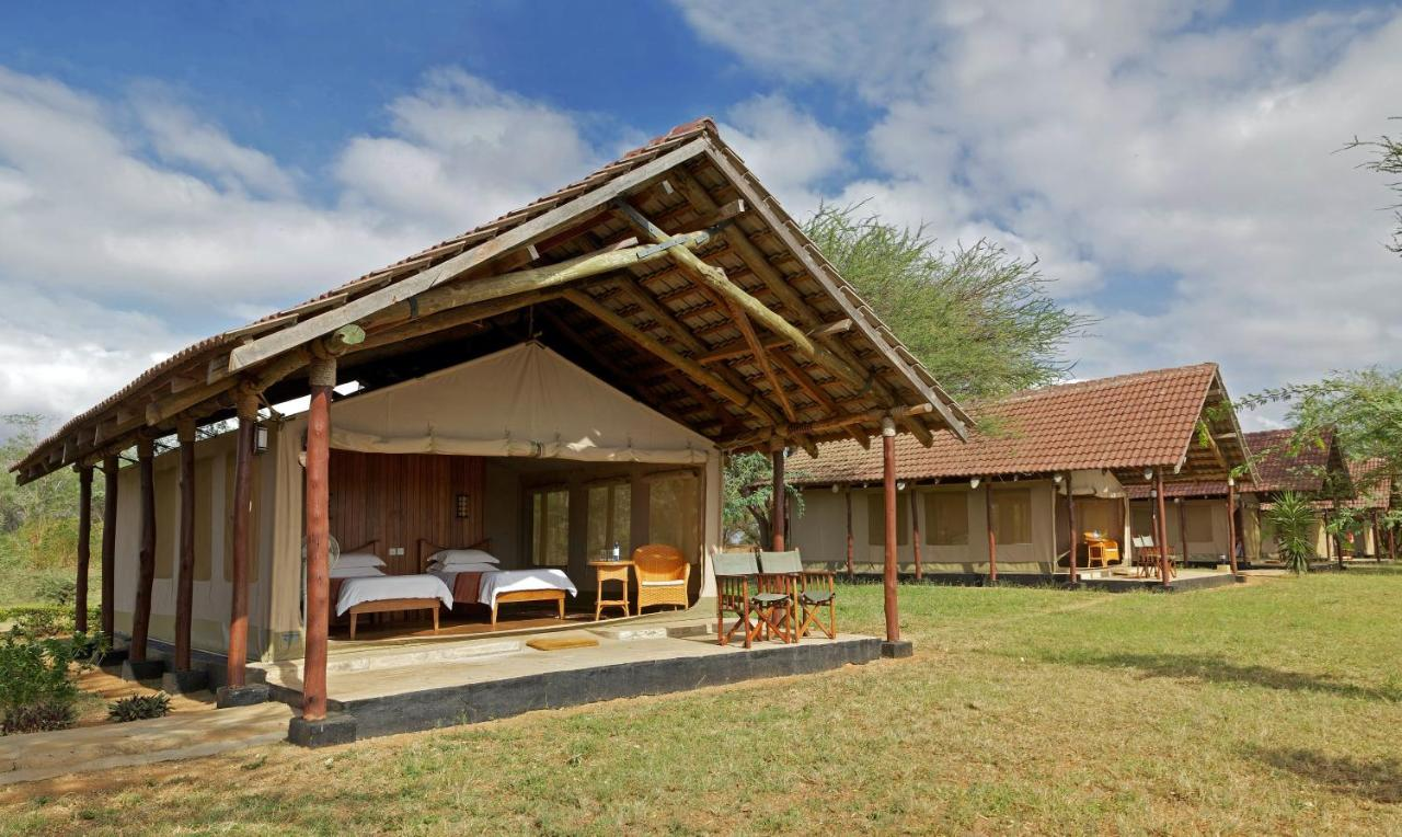 Ashnil Aruba Camp