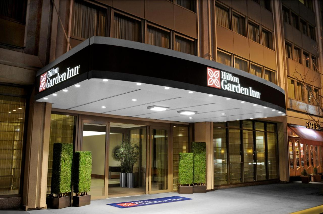 Hilton Garden Inn Times Square, New York City, NY - Booking.com