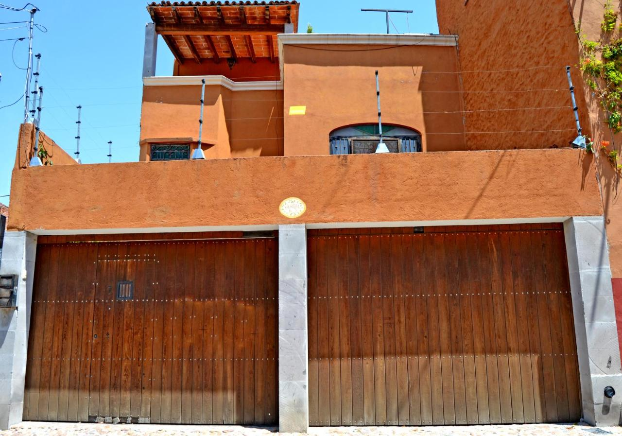 Guest Houses In Cieneguita Guanajuato