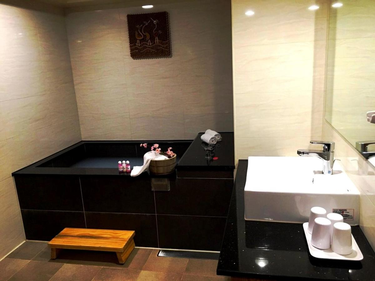 泉都溫泉會館Chyuan Du Spring Resort