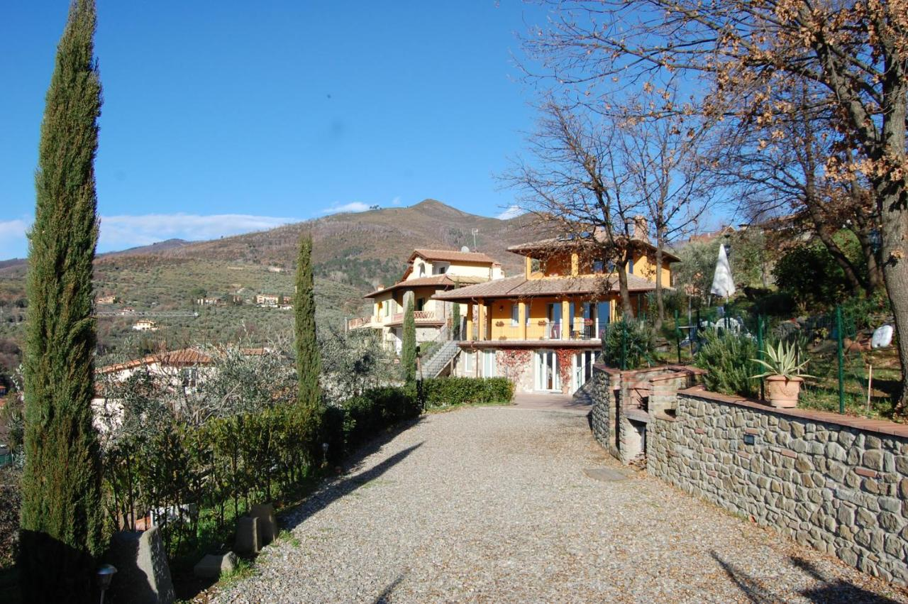 Guest Houses In Agna Tuscany