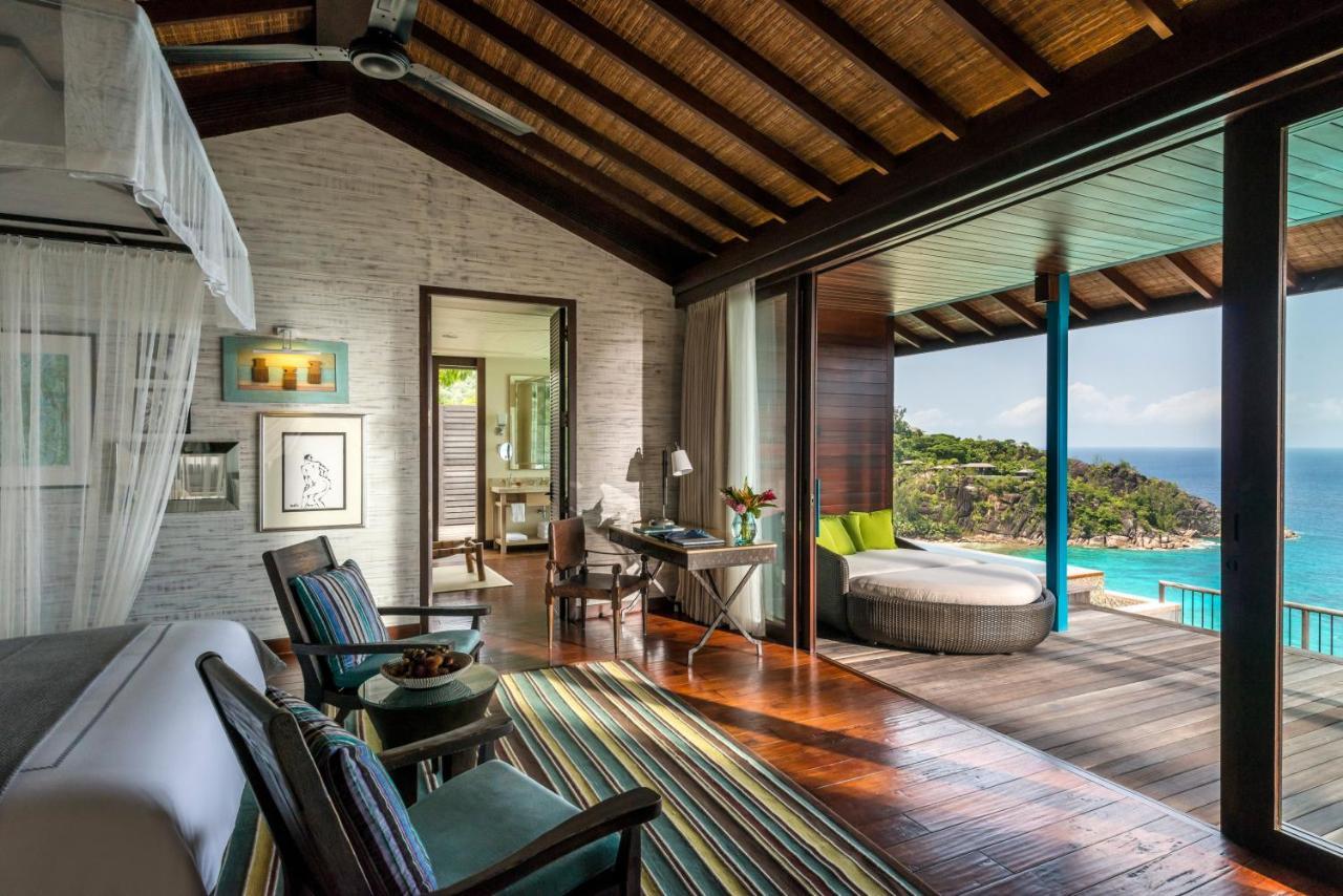 Отель Four Seasons Resort Seychelles