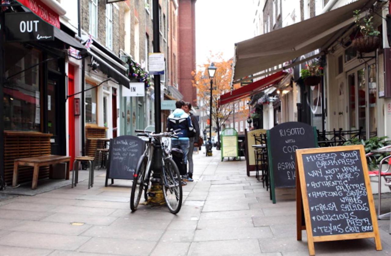 Oxford Street Studio Apartments London Uk Booking Com