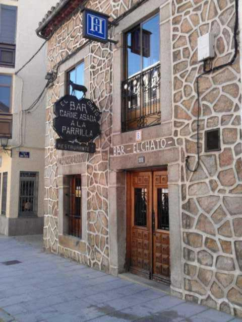 Guest Houses In Navatalgordo Castile And Leon