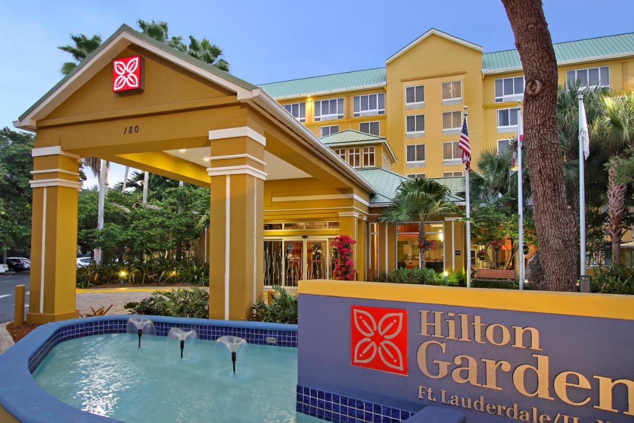 Hilton Garden Inn Ft. Lauderdale Ai, Dania Beach, FL - Booking.com
