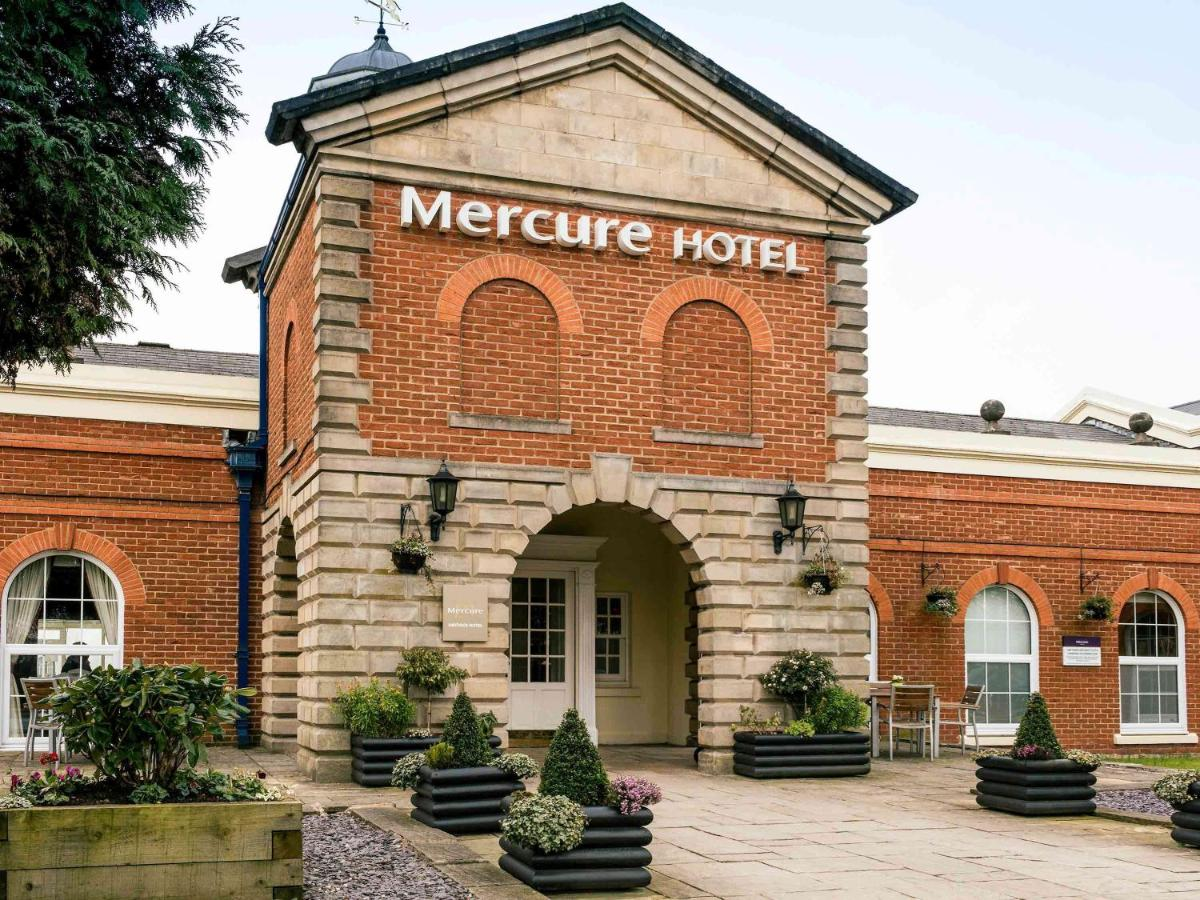 Hotels In Saint Helens Merseyside