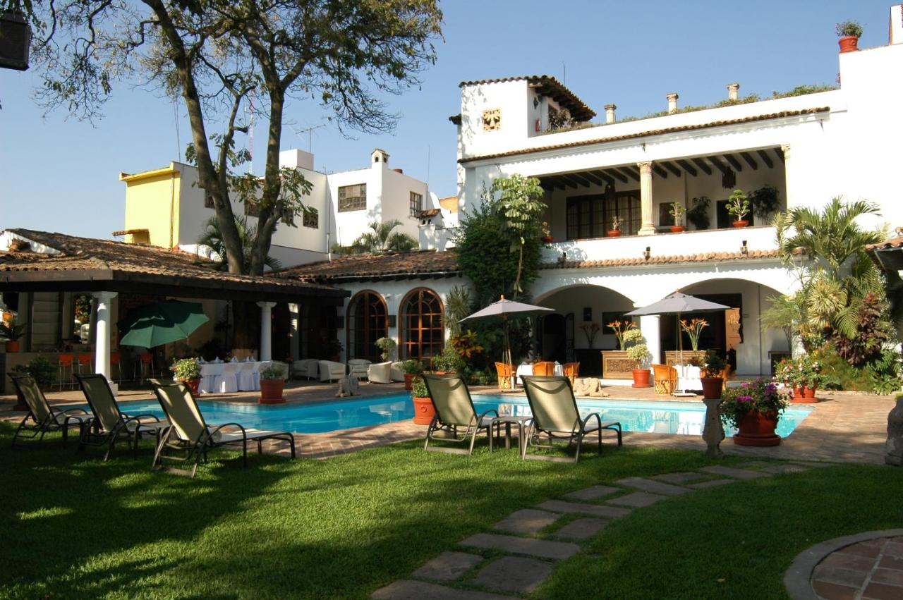 Hotels In Amatitlán Morelos
