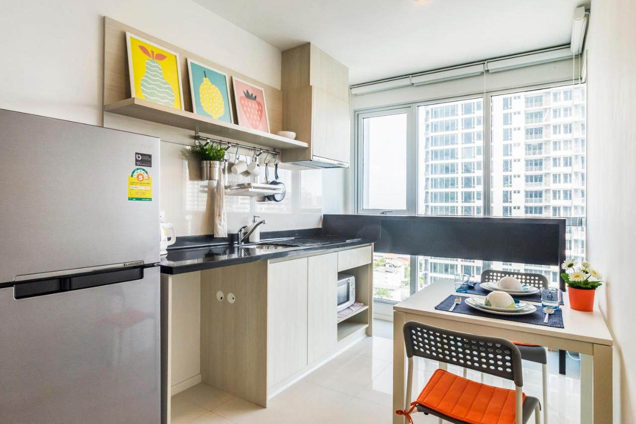 Apartment The Rhythm Sathorn By Favstay, Bangkok, Thailand - Booking.com