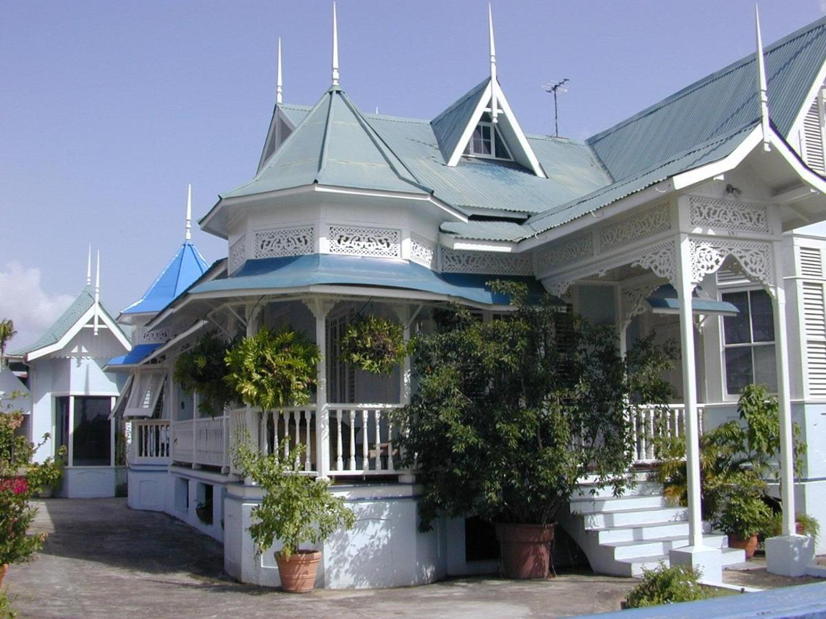 Guest Houses In Corbeaux Town Trinidad