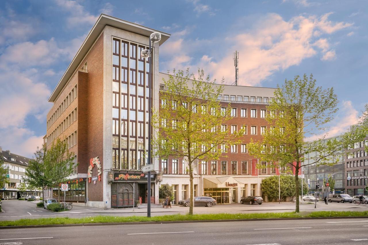 Novum Hotel Unique Dortmund Germany Bookingcom