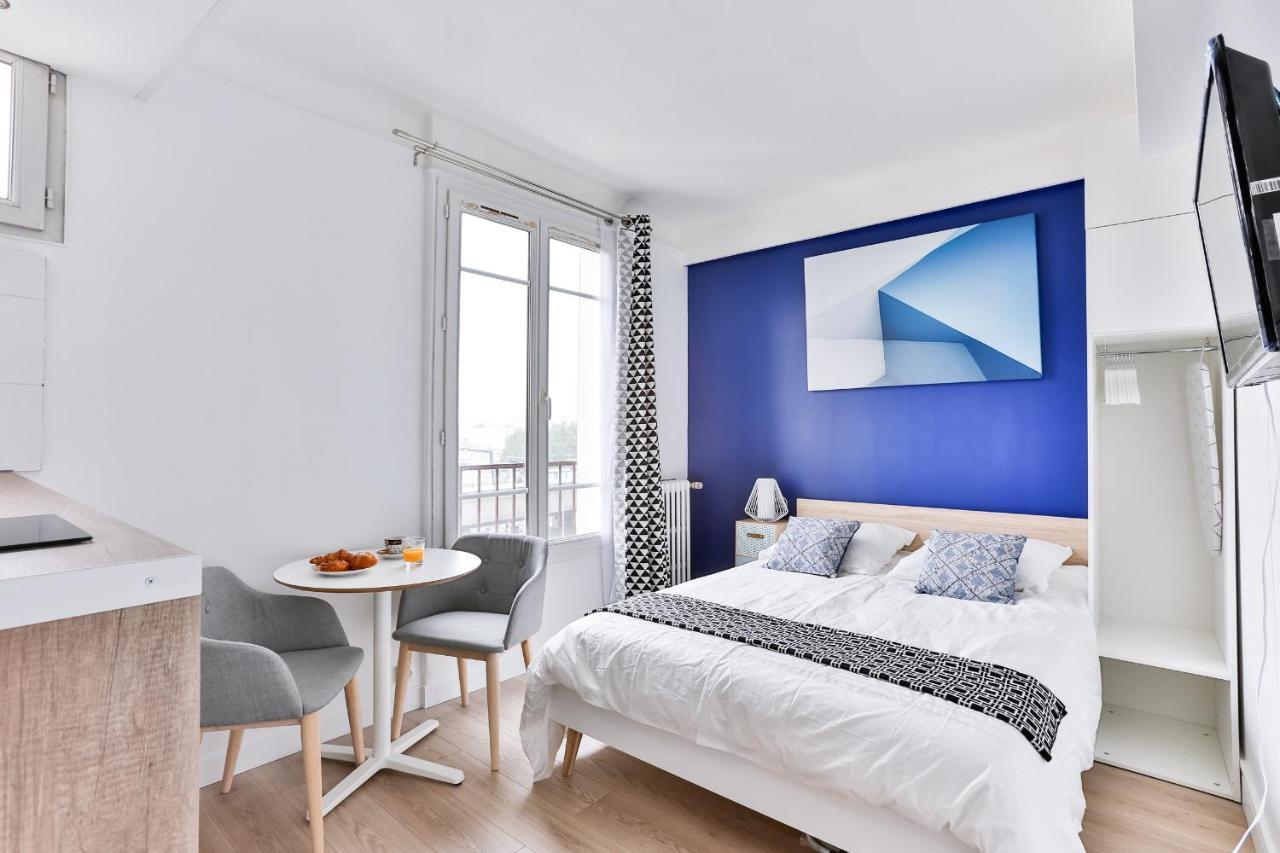 Hotel Edgar Quinet Apartment Studio Edgar Quinet Neuilly Plaisance France Bookingcom