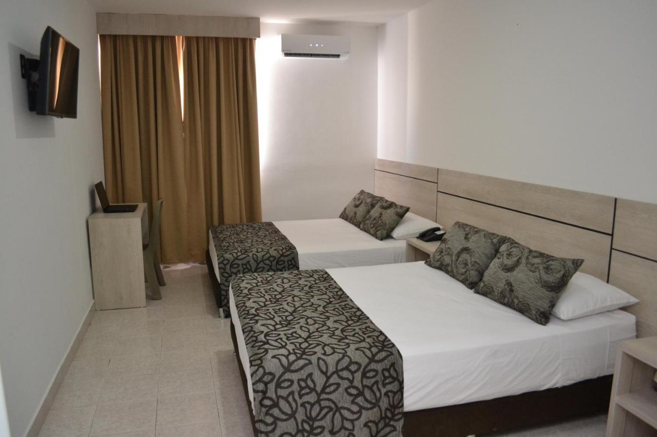 Hotels In El Prado Cesar