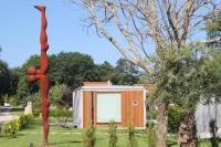 Bungalow Camping Los Manzanos (Campsite), Santa Cruz de Oleiros (Spain) deals