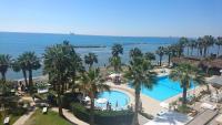 Palm Beach Hotel Bungalows Resort Larnaca Cyprus Deals