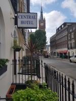 セントラル ホテル ロンドン 2018年 最新料金