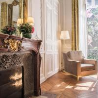 Hotel Alfred Sommier Paris France Booking Com