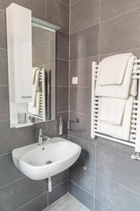 Kupatilo u objektu Apartment Savamala 59
