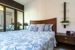 Ліжко або ліжка в номері 315 Recinto Sur