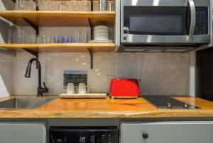 Кухня або міні-кухня у 315 Recinto Sur