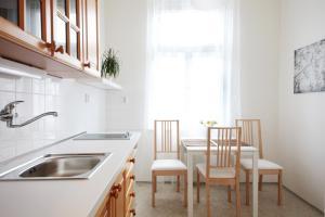 Cucina o angolo cottura di Angel City Aparthotel