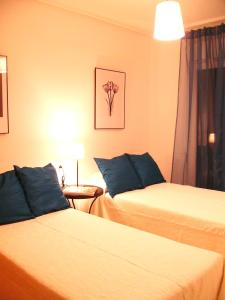 A bed or beds in a room at Masquestar La Torre