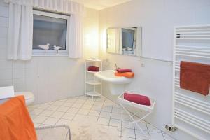 A bathroom at Ambiente