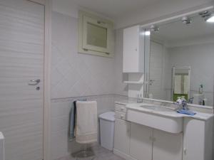 A bathroom at Casa Camilla