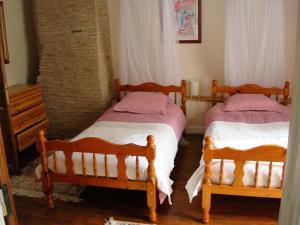 Un ou plusieurs lits dans un hébergement de l'établissement Holiday Home La Rose