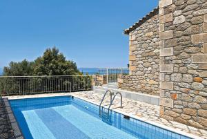 The swimming pool at or near Levanda