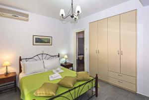 A bed or beds in a room at Levanda