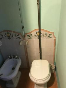 A bathroom at Carol Garden