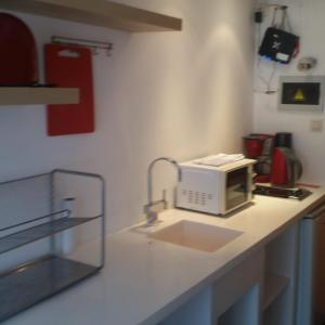 A kitchen or kitchenette at Apartment BeFlats