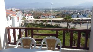 A balcony or terrace at Cabo Dream Appartement Vacance