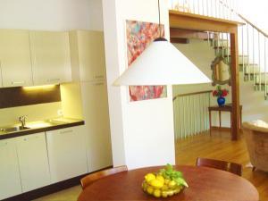 Η κουζίνα ή μικρή κουζίνα στο Residenza Alice 2