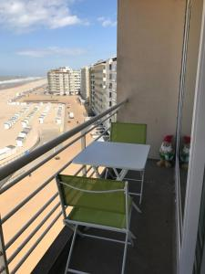 Een balkon of terras bij Apartment S7