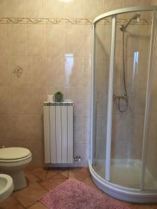 Kopalnica v nastanitvi Apartment Nova Gorica - Nočitve Falco