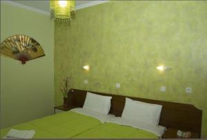 Letto o letti in una camera di Paraskevi Apartments
