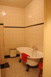 Een badkamer bij BuitenOosten