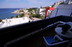 Balkon ili terasa u objektu Marko Apartments
