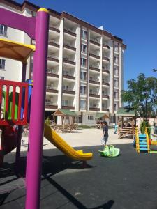 Children's play area at Royal Life Residence