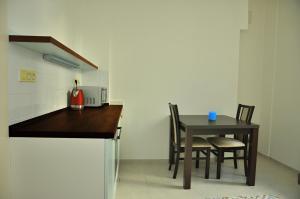 Küche/Küchenzeile in der Unterkunft Tomas Apartment