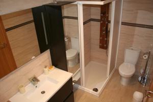 A bathroom at Casa-Nova