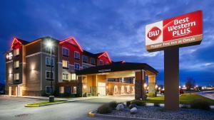From 127 Picture Of Best Western Plus Peppertree Inn At Omak