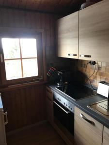 Kuchyňa alebo kuchynka v ubytovaní Ferienhaus Sauerland