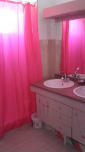 Salle de bains dans l'établissement Studio