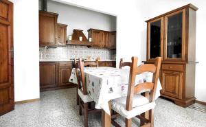 Spiseplass i leiligheten